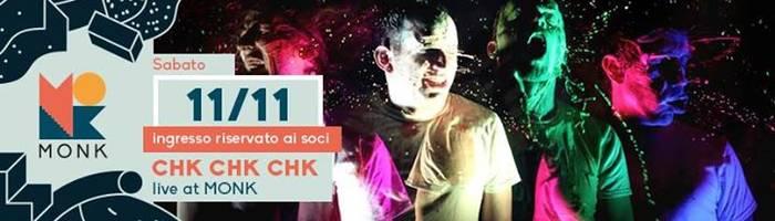 CHK CHK CHK live