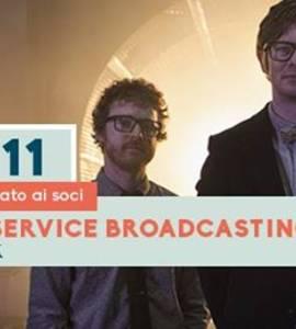 Public Service Broadcasting live