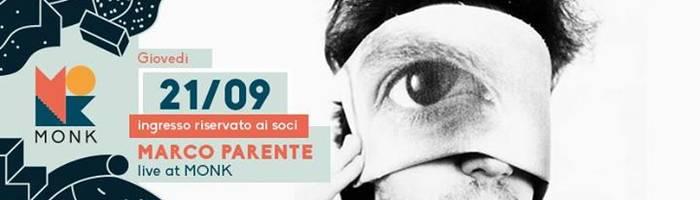 "Marco Parente ""Eppur non basta"" live"