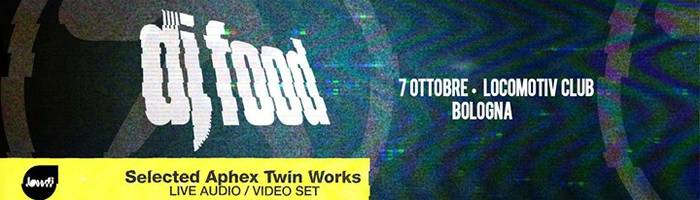DJ Food - Selected Aphex Twin Works AV Set