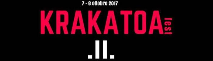 Krakatoa Fest vol.II (Preview) | Freakout Club