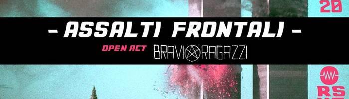 Assalti Frontali + Bravi Ragazzi> Reasonanz Summer Funeral Party