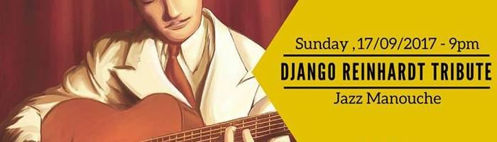 Django Reinhardt Tribute