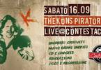 The Konspirators // LiVE 16.09 al Contestaccio