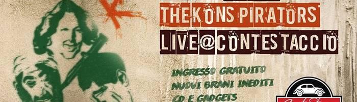The Konspirators // LiVE 16.09 al Contestaccio