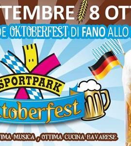 OKTOBERFEST _ 4° Edizione _ Sport Park