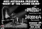 Rabid Dogs & Diorrhea live
