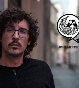 Willie Peyote a Sharper - Notte Europea dei Ricercatori