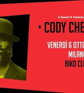 Cody ChesnuTT at Biko Club, Milano