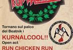Kurnalcool e Run Chicken Run live
