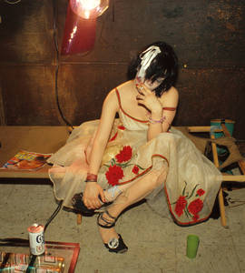 NAN GOLDIN - THE BALLAD OF SEXUAL DEPENDENCY
