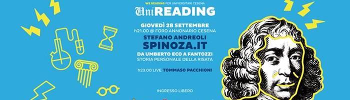 Spinoza.it - da Umberto Eco a Fantozzi   Uni Reading