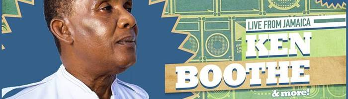 Ken Boothe & The Groove Makers at Sottotetto (BO)
