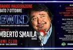 Sabato 7 Ottobre Rewind / ospite Umberto Smaila