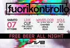Opening | Wave FuoriKontrollo - Live: CUT