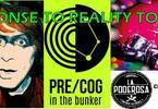 """Pre-Cog in the bunker live al Circolo """"La Poderosa"""""""