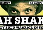 JAH SHAKA - the ZULU Warrior + 48 ROOTS at Sottotetto - Bologna