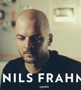NILS FRAHM in concerto a Milano / unica data italiana