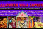 Halloween Villa Caprera ✙ World Religions