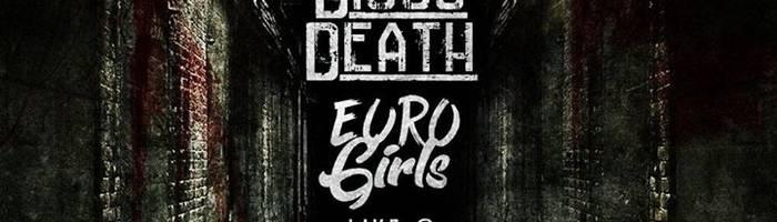 Disco Death - Euro Girls - Aletronix live Wave