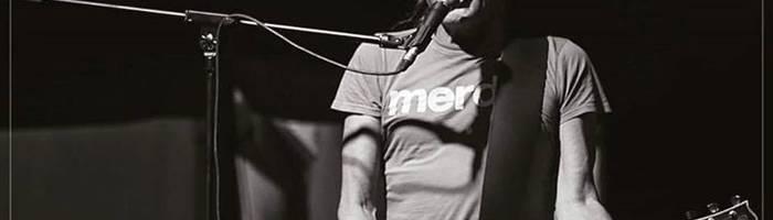 Giorgio Canali in Rosso Solo live Bevitori Longevi 24.10