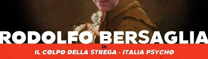 Il colpo della strega - reading comico di Rodolfo Bersaglia