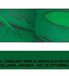 Enzo Cucchi - cinquant'anni di grafica d'artista