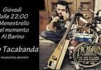 Tacabanda @ Barino