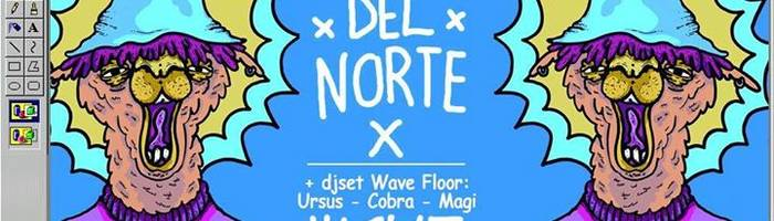 Del Norte Live - Aftershow djset @WAVE