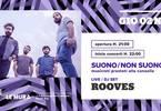 Suono/Non Suono: Rooves + Matteo Costanzo / Le Mura