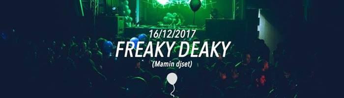 Around December w/ Freaky Deaky - Mamin djset