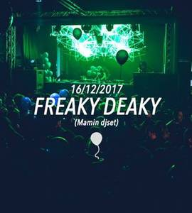 Around December w/ Freaky Deaky - Mamin djset
