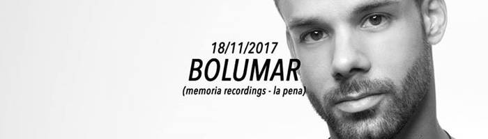 Around November w/ Bolumar (Rooted, In Haus Wax)