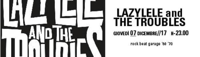 Live at Kokogena_LAZYLELE and THETROUBLES!