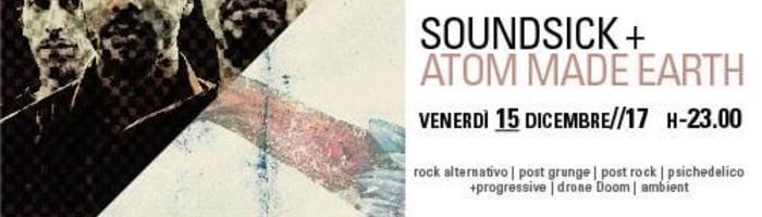 GREAT Live al Kokogena_Soundsick + Atom Made Earth