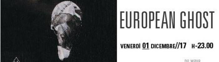 Live at Kokogena_EUROPEAN GHOST