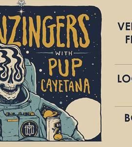 The Menzingers / Pup / Cayetana | Locomotiv , Bologna