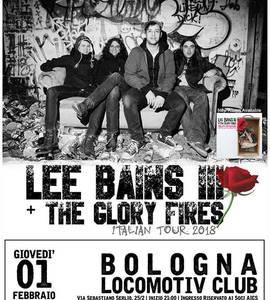 Lee Bains III + The Glory Fires