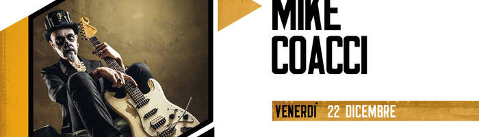 MIKE COACCI live @Piccadilly