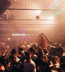 24/11 Univercity on Friday - Atto II @ Circus beatclub