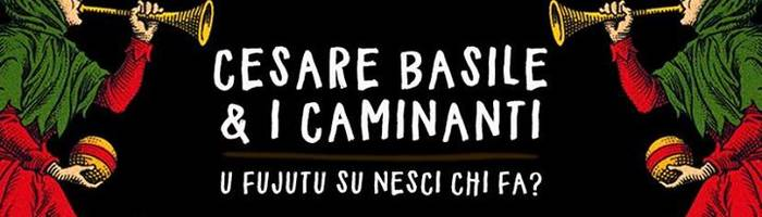 Cesare Basile live at Locomotiv Club