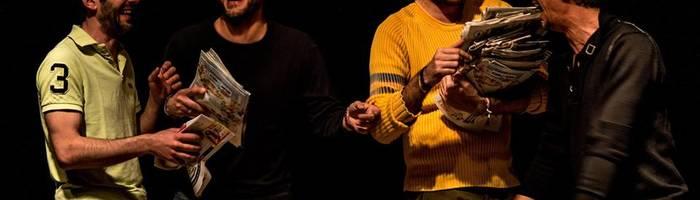 Black Friday di Improvvisazione Teatrale!