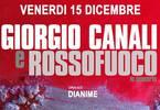 Giorgio Canali e Rossofuoco in concerto | Heartz Club