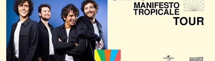 Selton - Manifesto Tropicale tour al Teatro Comunale