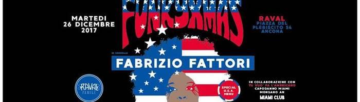 Funkyxmas - Fabrizio Fattori