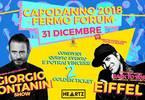 CAPODANNO 2018 • Eiffel 65 • Giorgio Montanini • Back to '90S