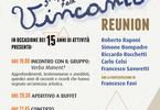 Vincanto Reunion - 15 anni di musica