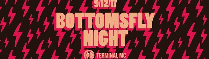 Bottomsfly NIGTH ONLY VINYL@Terminal più cena low cost