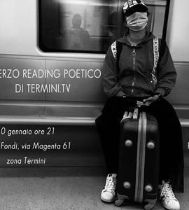 Terzo reading poetico di TerminiTV