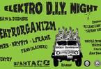 |ELEKTROD.I.Y.NIGHT|mostra, concerti, ELEKTRORGANIZM & friend